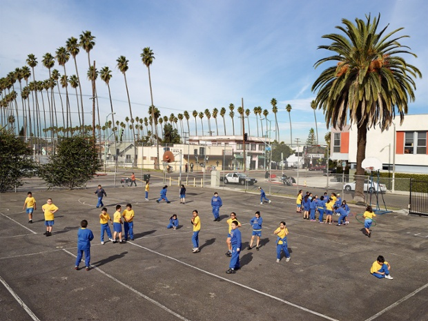 Nativity School, Los Angeles (James Mollison)