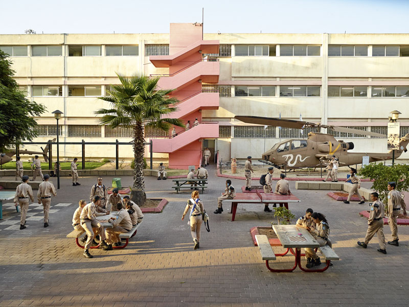 Tel Aviv, Israel — Holtz High School (James Mollison)