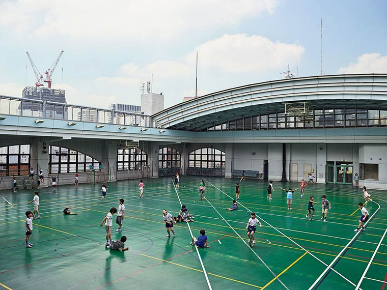 Shohei Elementary School, Tokyo (James Mollison)