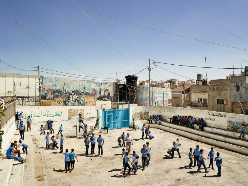 Aida Boys School, Bethlehem, West Bank (James Mollison)
