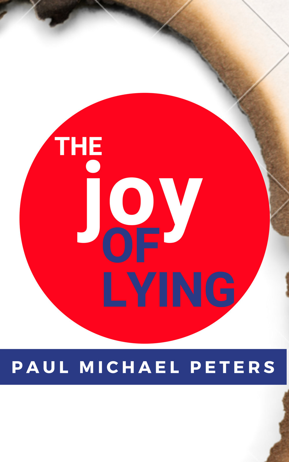 Coming Soon - The Joy of Lying - by Paul Michael PetersDillon Wainwright is a recent graduate of the University of Texas at Austin, living alone, gaming with his old college friends in his off-hours, working as a data cruncher during the day.On the Friday night that the novella begins, he goes out late to get some food and stumbles upon his old girlfriend, Haley Segal, who broke his heart a year before by storming out after a fight and never coming back.He's surprised to see her, surprised he hasn't seen her before, and during the course of a conversation, he discovers that she's homeless and has been living on the streets of Austin for the past year.