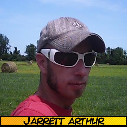 Jarrett Arthur