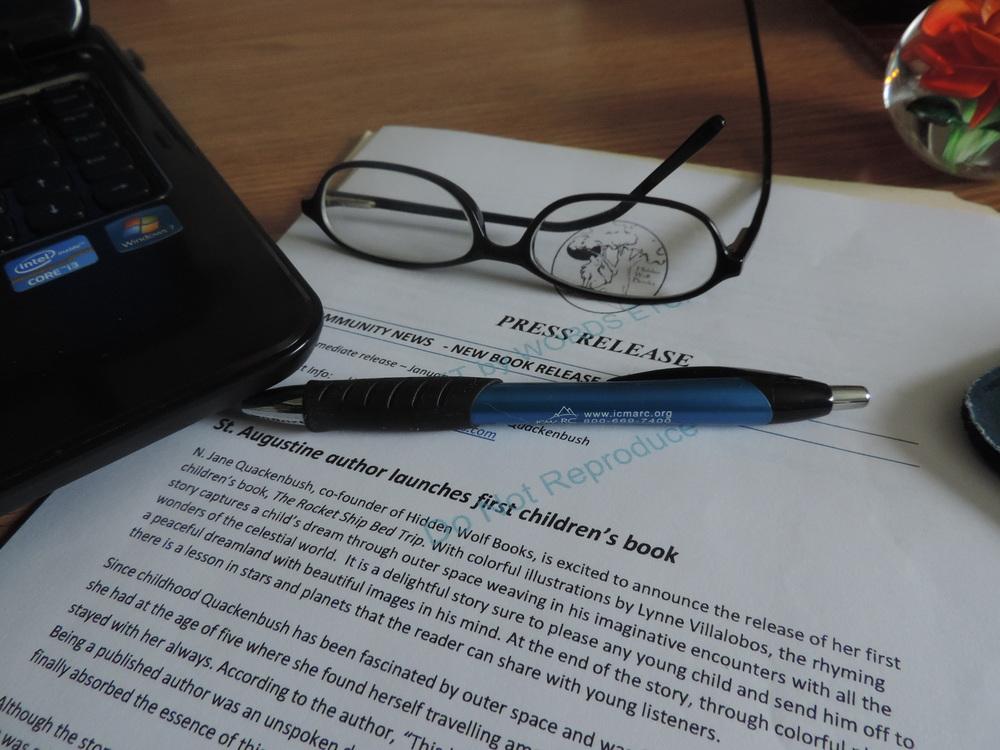 Press Release on desk.JPG