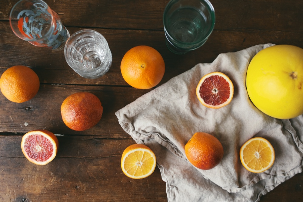rejuvenating citrus juice