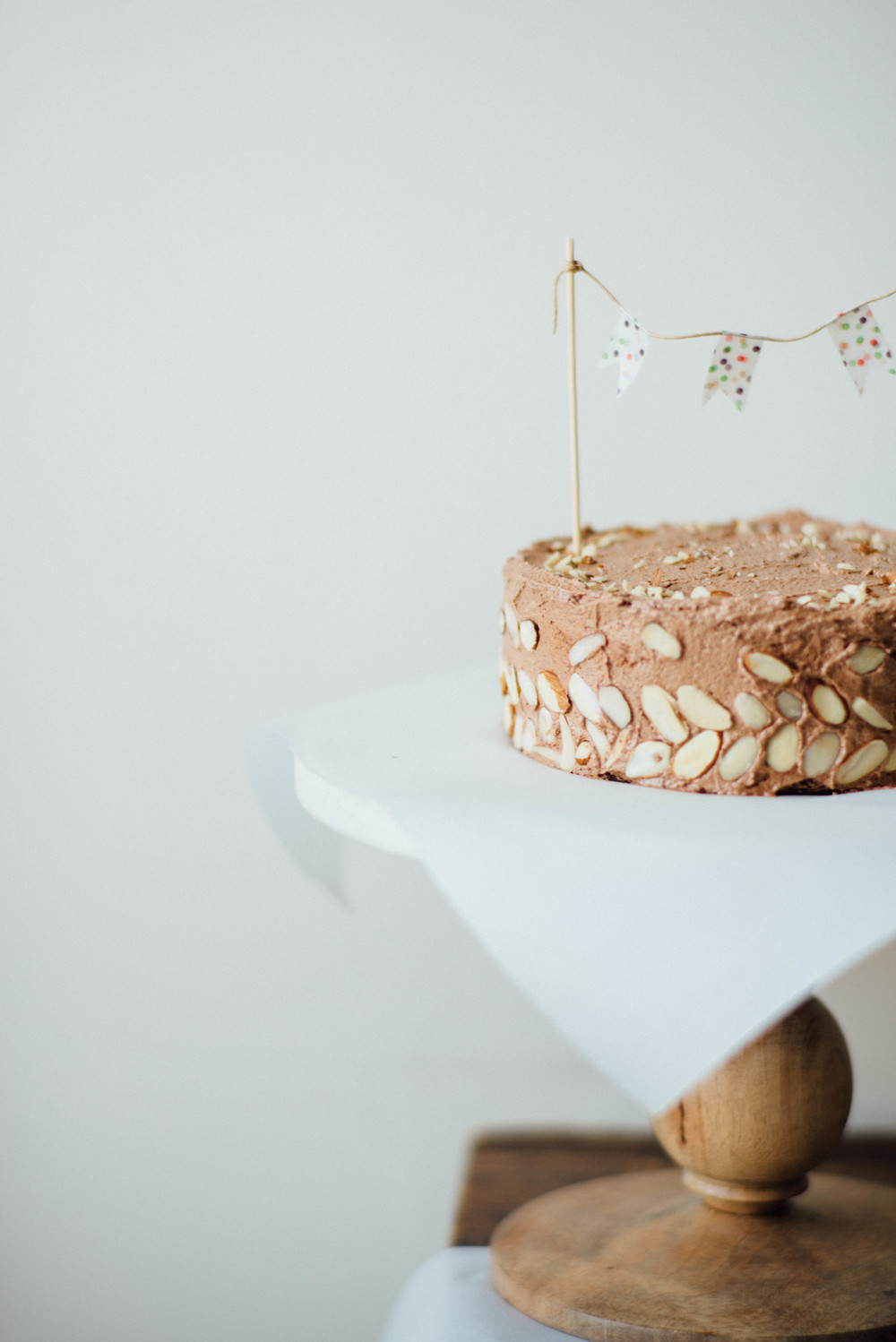 chocolate coffee layer cake | dolly and oatmeal