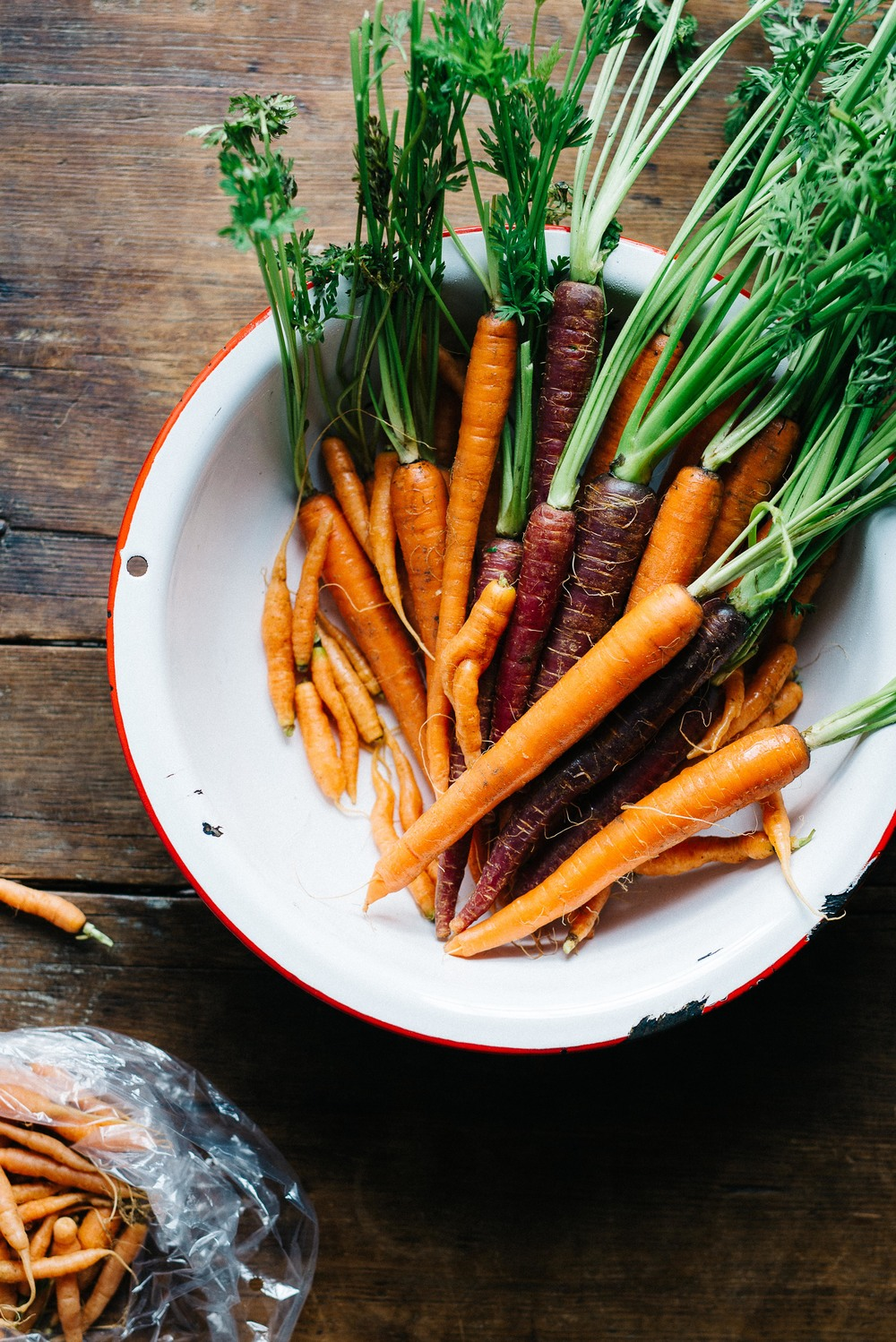 spring carrots | dolly and oatmeal