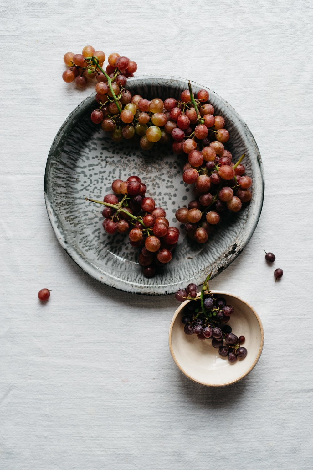 Autumn grapes | dolly and oatmeal