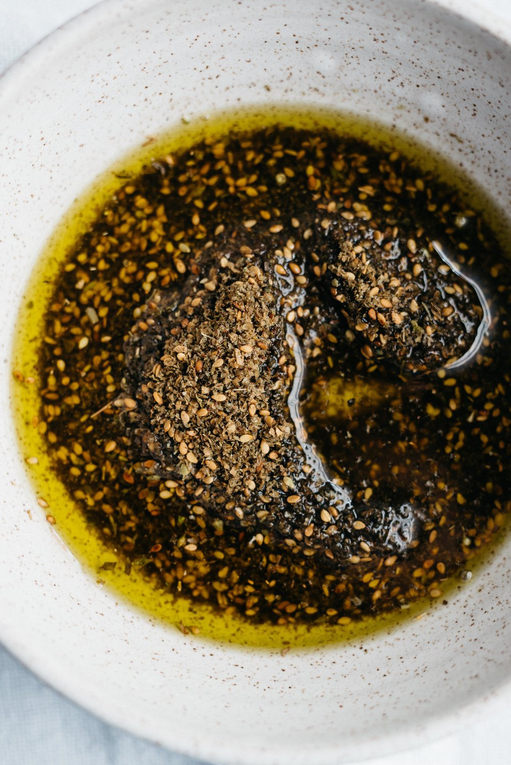 za'atar oil | dolly and oatmeal