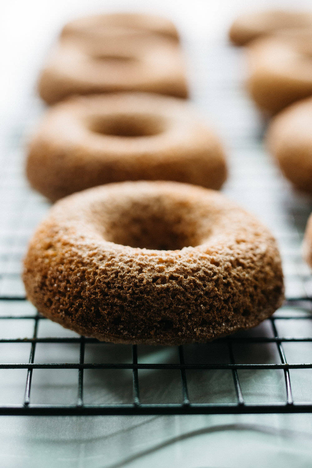 Apple Cider Donuts (grain-dairy-refined sugar-free) | dolly and oatmeal