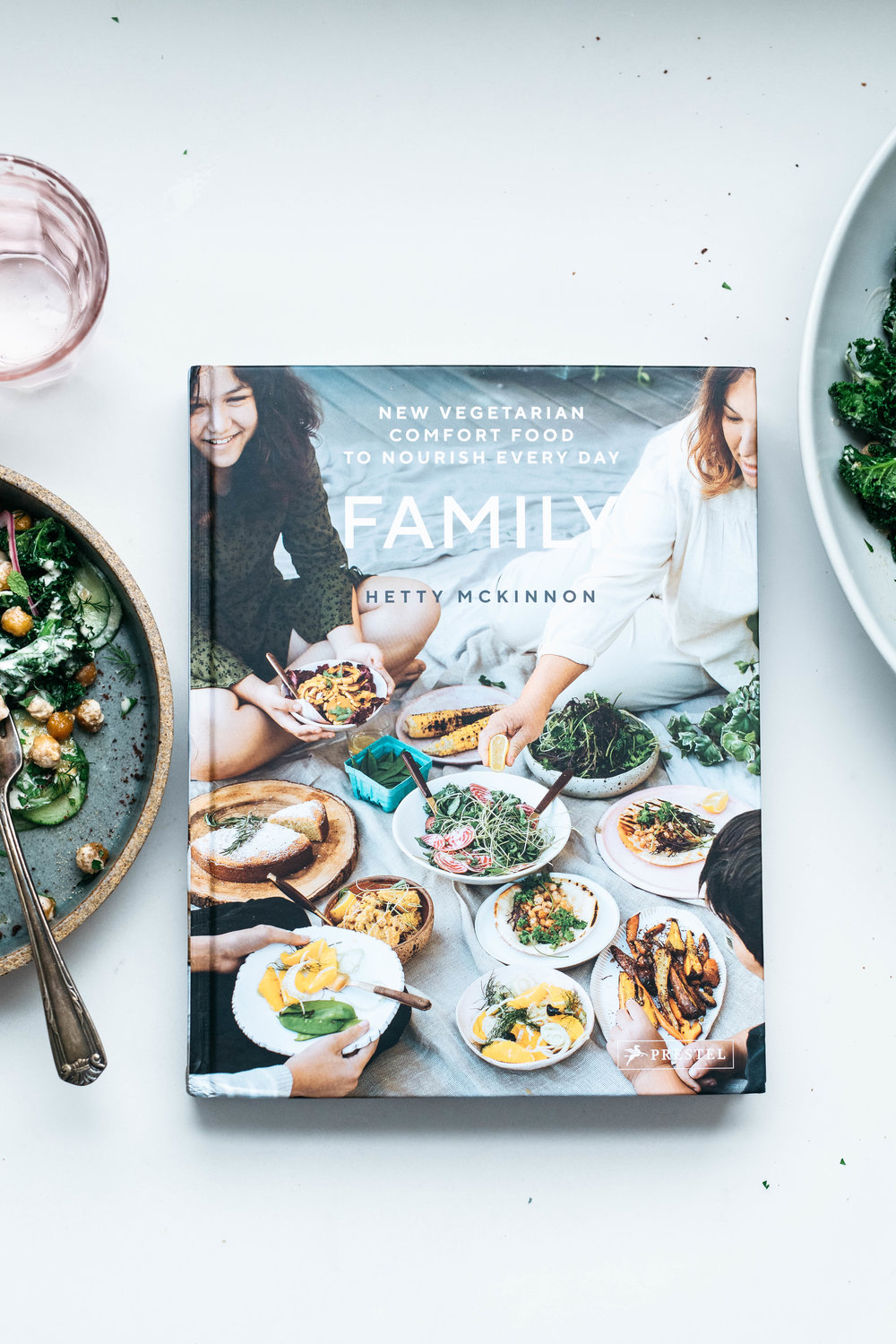 """THE DECONSTRUCTED FALAFEL SALAD FROM """"FAMILY"""" 