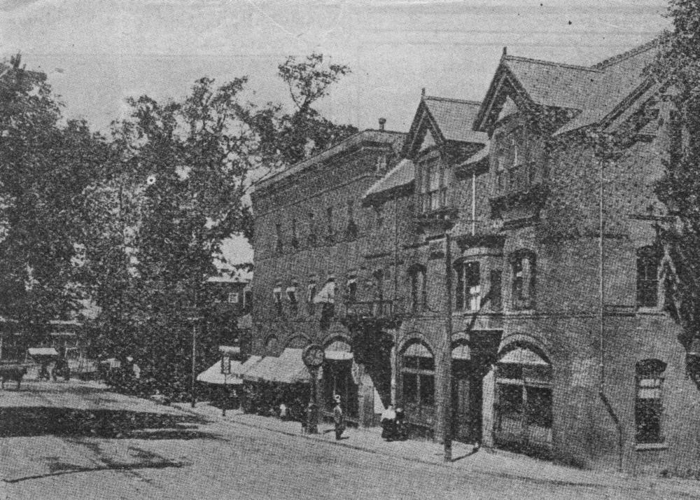 1912 - Milton Masonic Building