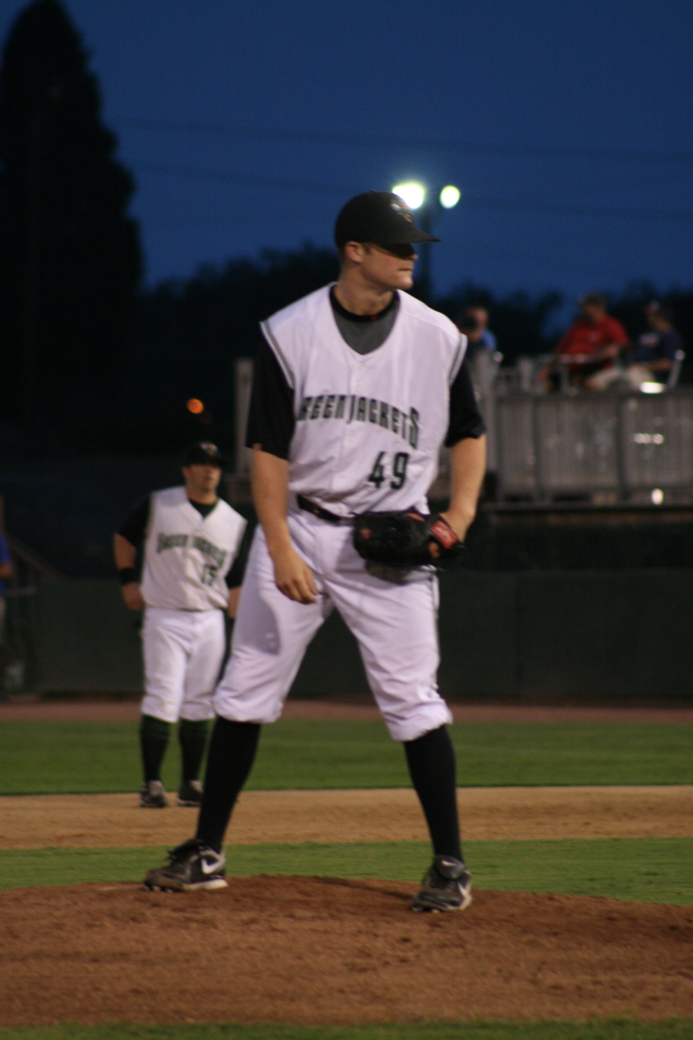 Augusta GreenJackets - 2011