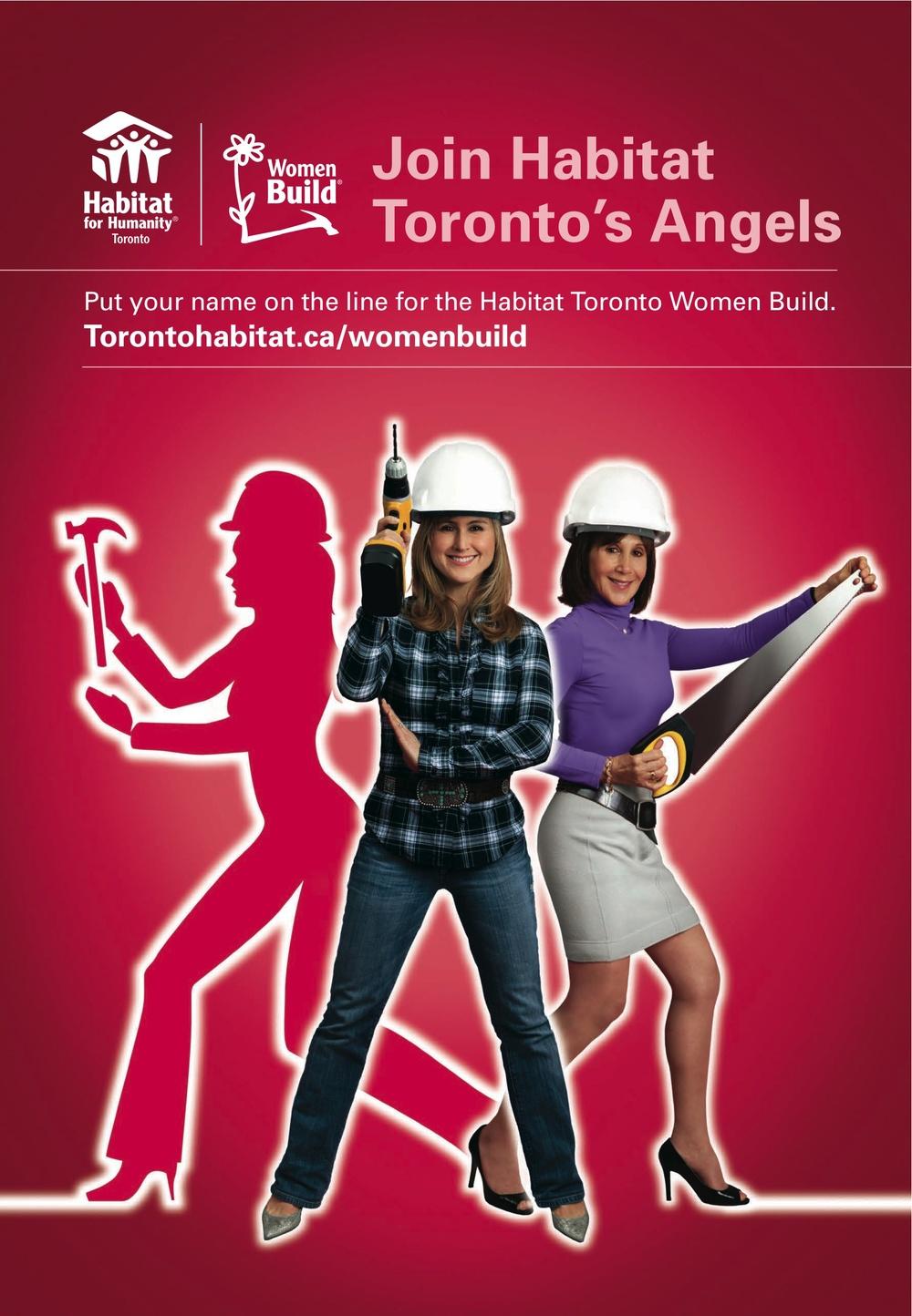 Habitat Toronto 2011 Women Build