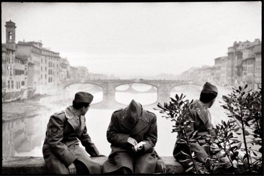 © Leonard Freed / Firenze, 1958