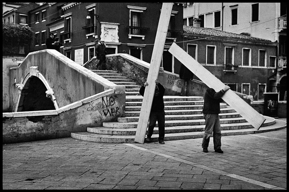 © Leonard Freed / Venezia, 2004