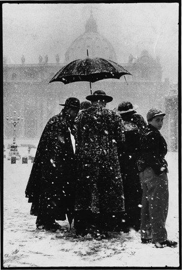 © Leonard Freed / Roma, 1958