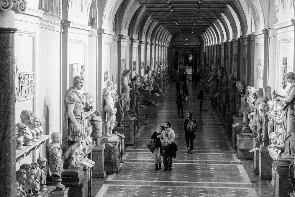 Musei Vaticani,Galleria Chiaromonti