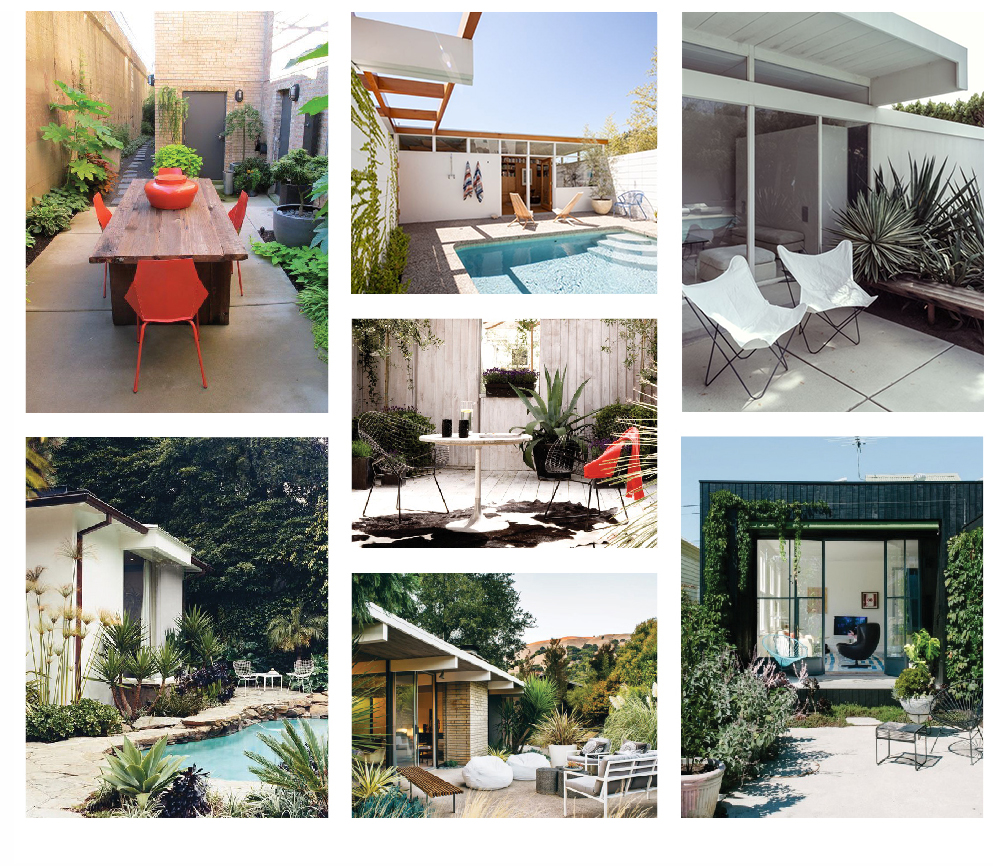 "Sources available on my ""Outdoor Spaces"" Pinterest Page"