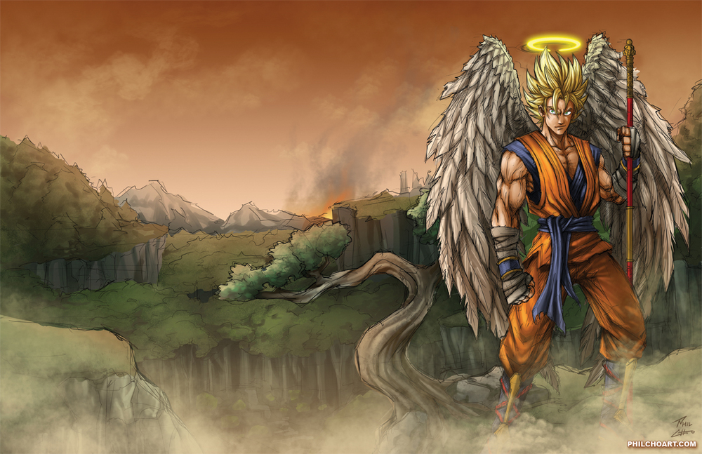 Battle Angel Goku