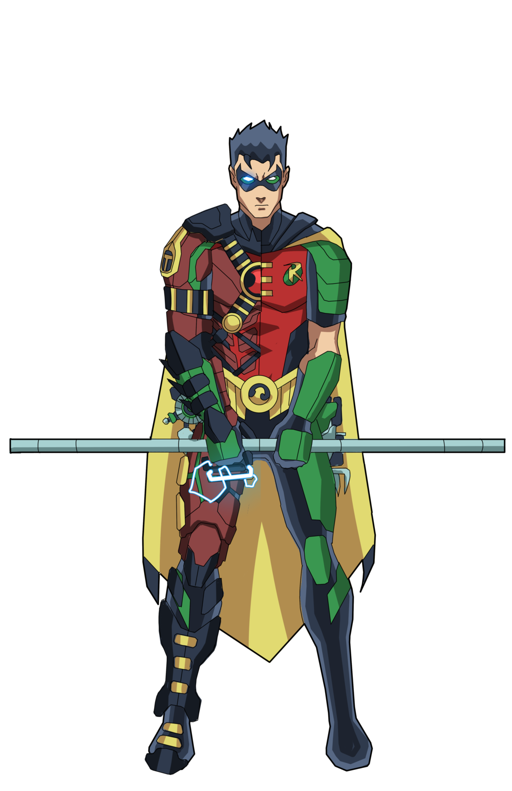 Robin armor.png