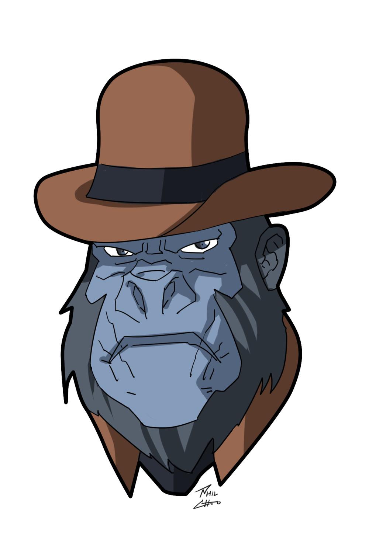 Gorilla Mcgee