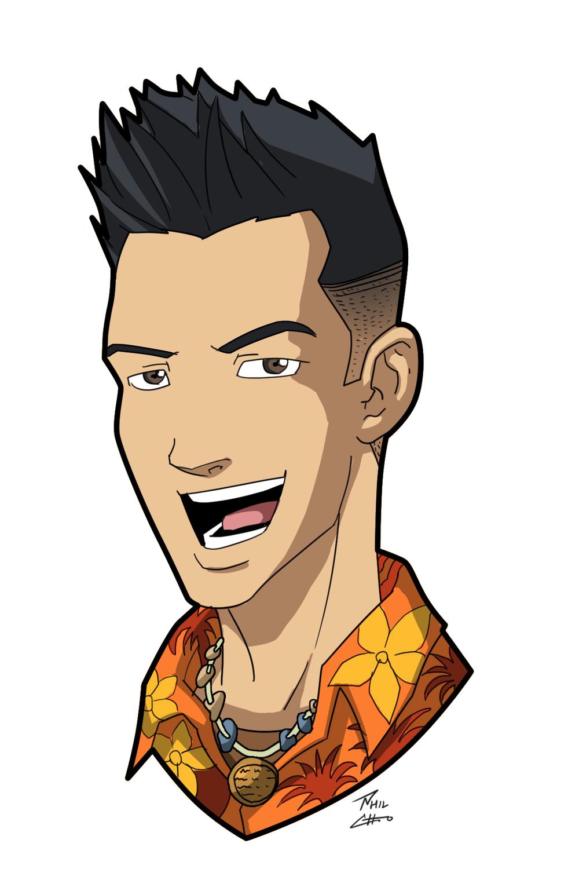 Max Tanaka