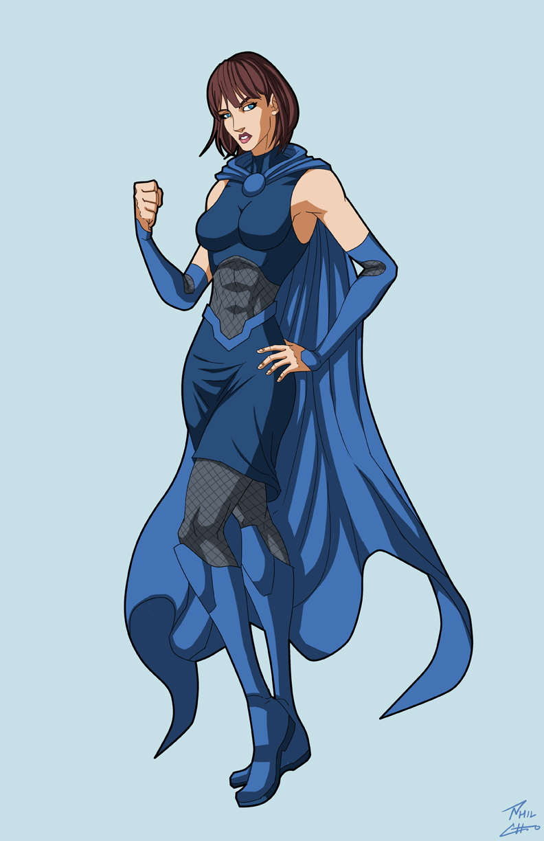 bluephantom