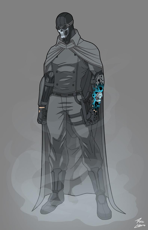 grayghost