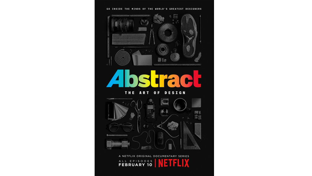 Abstract: The Art of Design | Netflix
