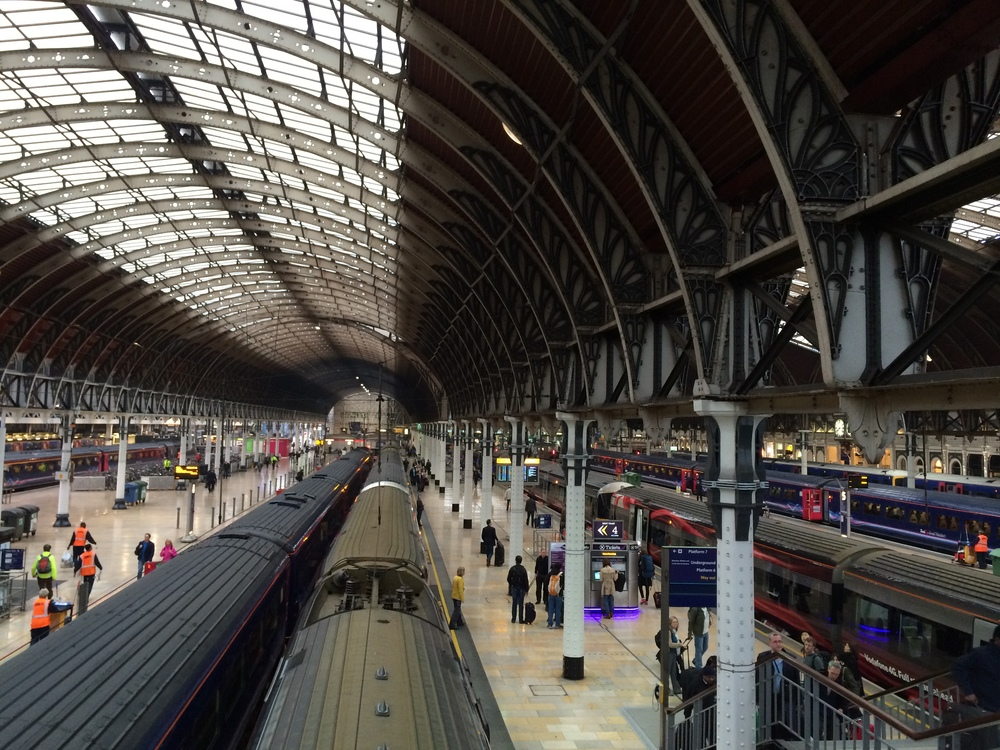 Paddington Train Station