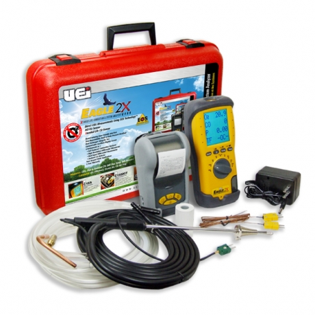 UEi Combustion Analyser Training....