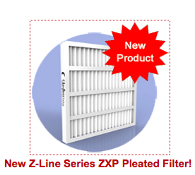 The Glasfloss Z-Line Series ZXP and HXP self-supported pleated filters  offer MERV 8 efficiency with superior durability and low pressure drop. The Z-Line Series features a uniform 100% synthetic, self-supporting  media design that achieves a MERV 8 per the ANSI/ASHRAE 52.2 Test  Standard.  