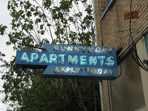 Builders have found a way to make money in a decrepit home market: Apartments. 