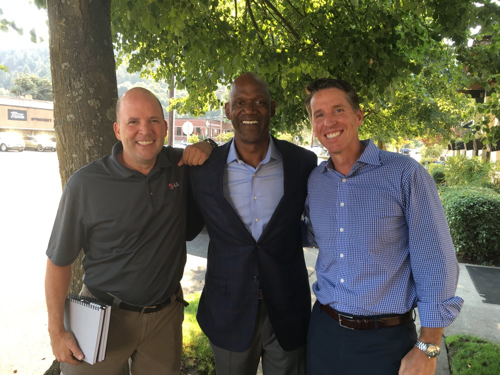 Build Products & Terry Porter