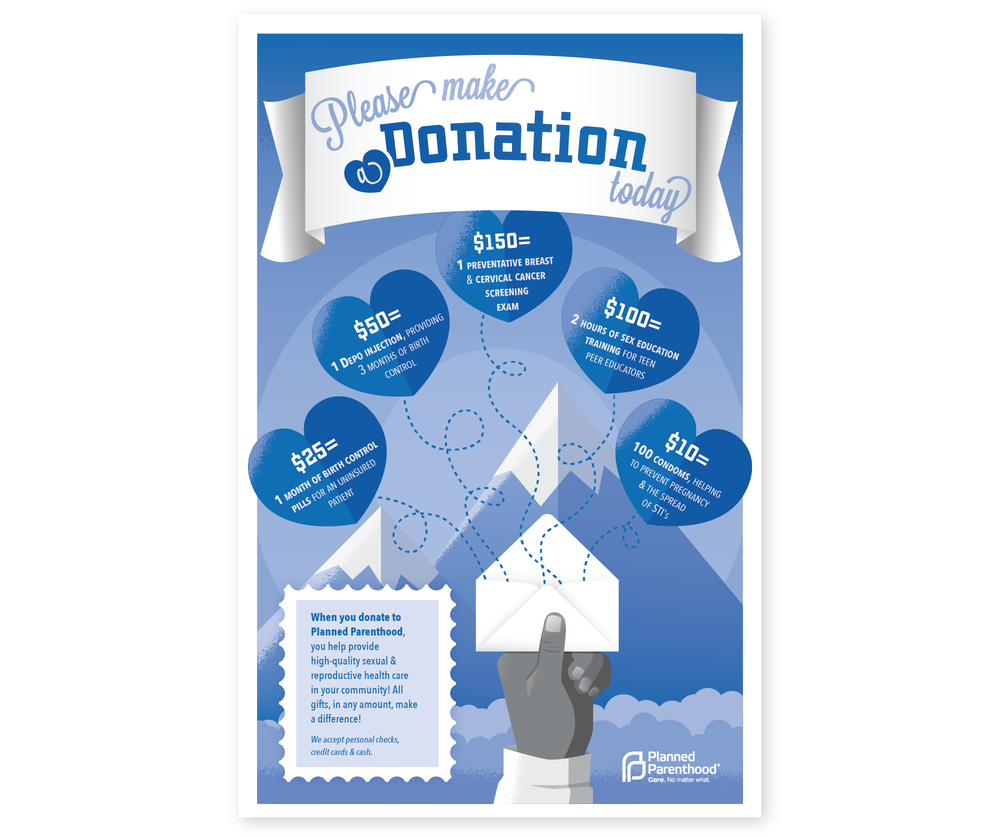 2017 Donation Poster