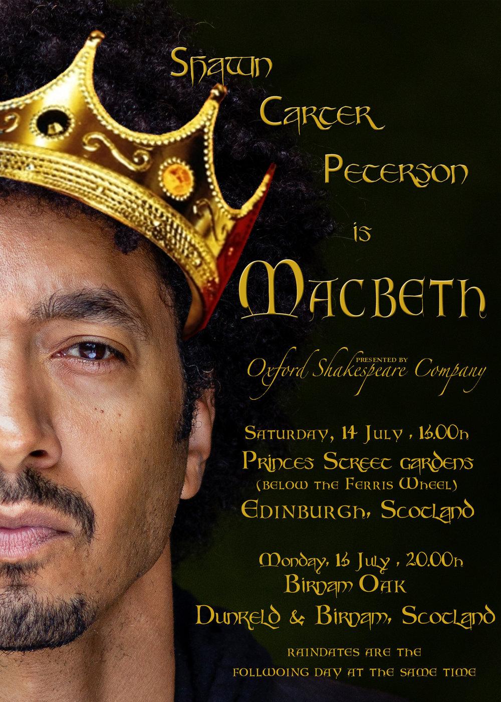 SCP is Macbeth!