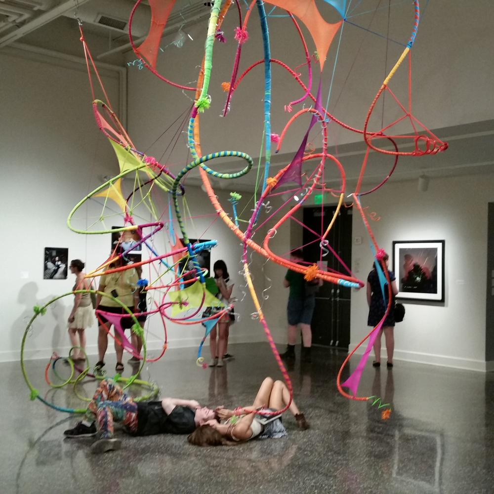 Judy Thomas, Expansion, 2014