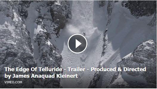 The Edge of Telluride - Josh Geetter