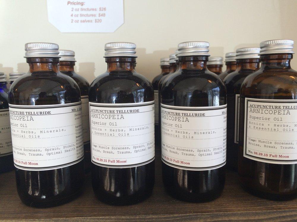 medicine ranch apothecary - body oils & salves