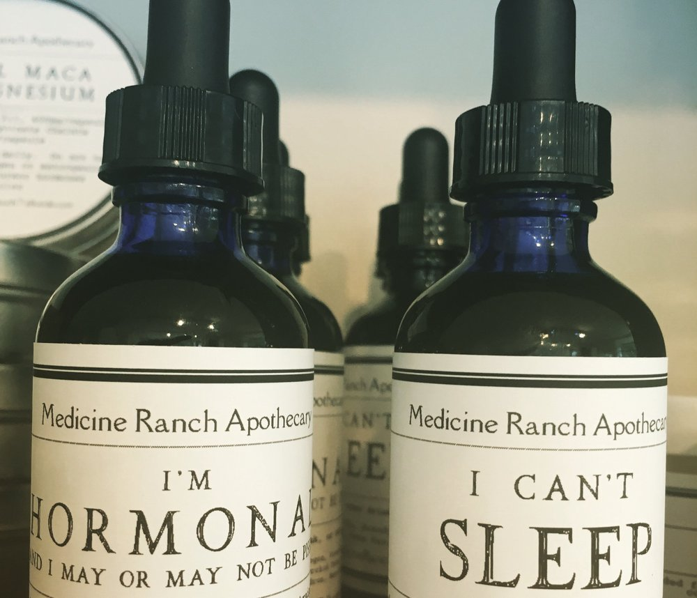 medicine ranch apothecary tinctures