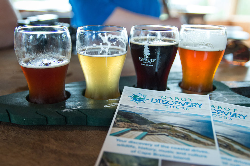 Cabot_Discovery_Tours_Cape_Breton_Big_Spruce_Brewing