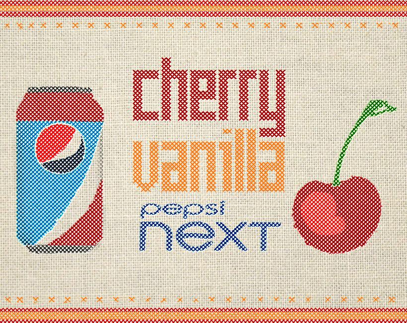 Pepsi NEXT Cherry flavor