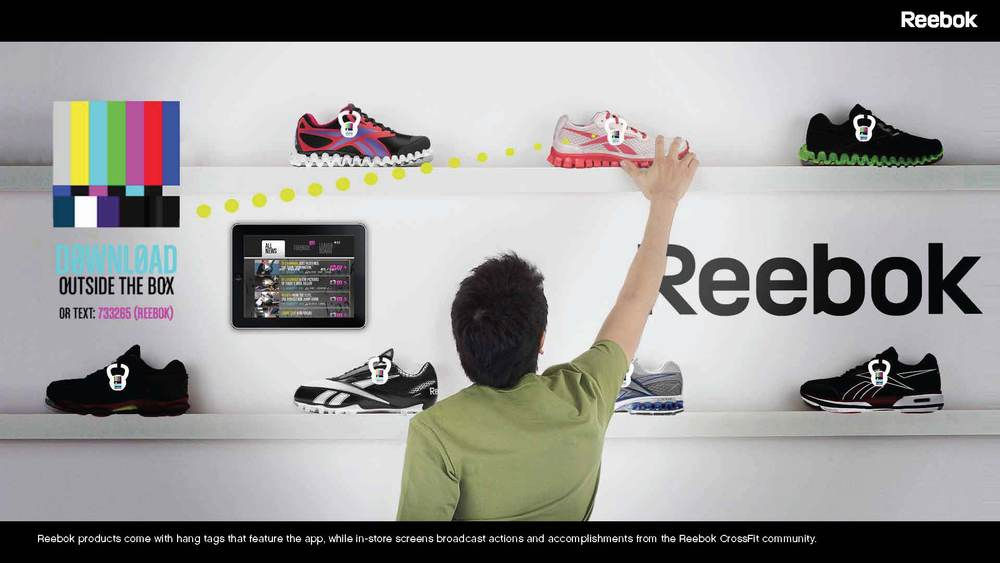 REEBOK // Mobile