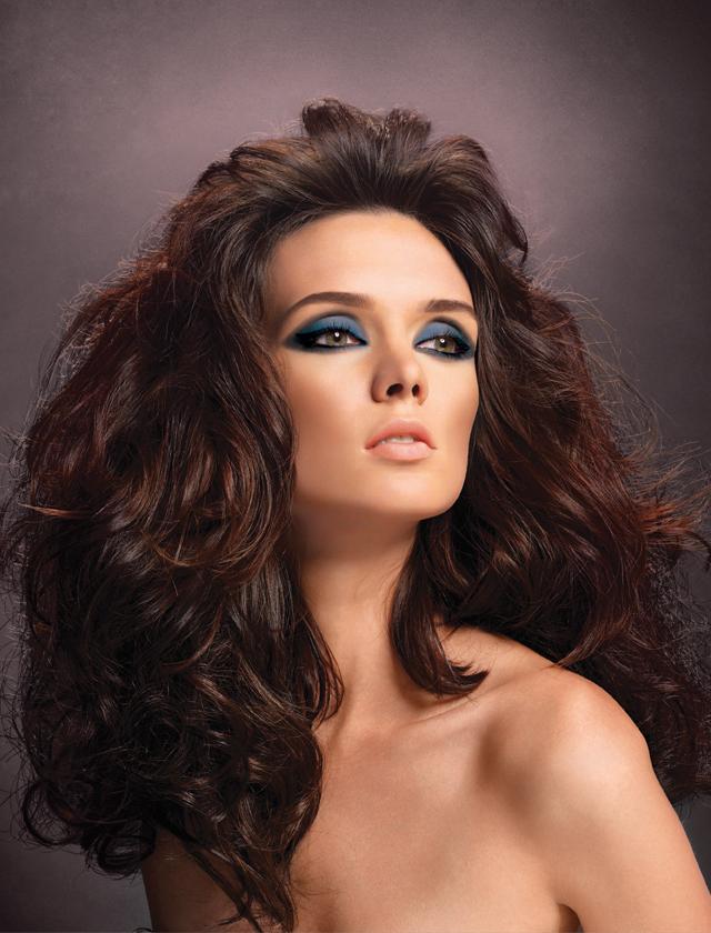 BeautyBar.com // Interactive Print Ad // Look 4