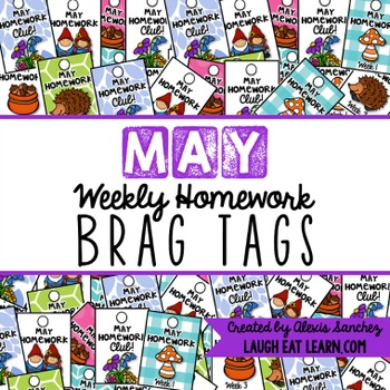 Laugh Eat Learn May HW Brag tags.jpg