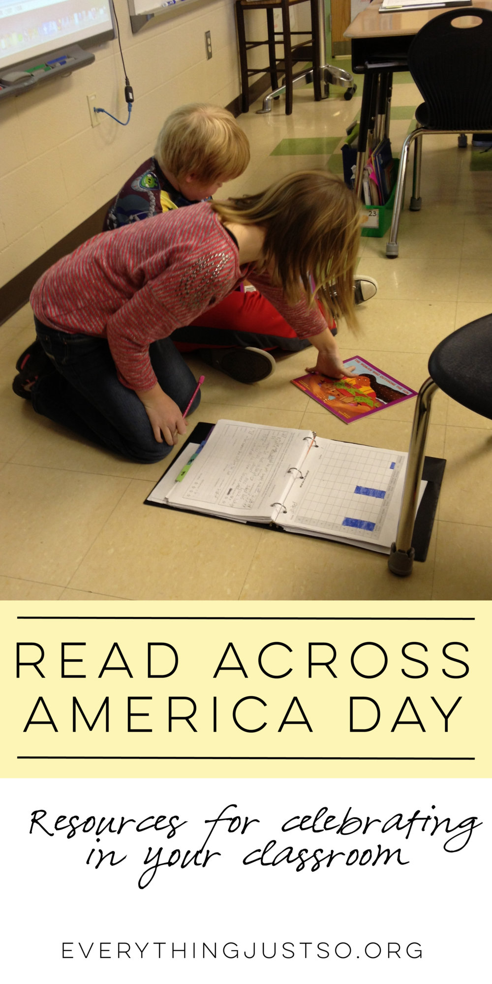 Read Across America Day | everythingjustso.org