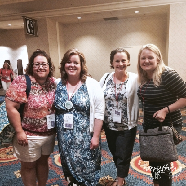 A Behind the Scenes Look at the TpT Conference | Wonder what the Teachers Pay Teachers annual conference is really like? Here's a detailed look plus a few tips to make your trip a worthwhile experience. | everythingjustso.org