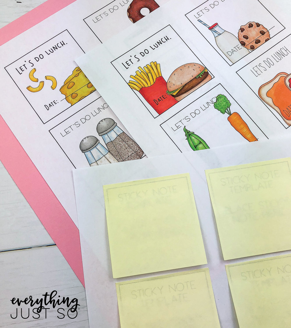 How to Create a Successful Lunch Bunch | Lunch Bunch can be one of the easiest behavior management strategies that also builds a positive classroom community. | everythingjustso.org