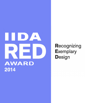 IIDA RED AWARD 2014