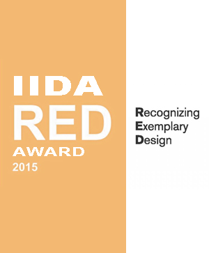 IIDA RED AWARD 2015